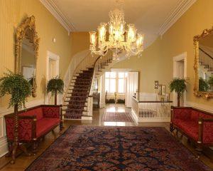 President's Mansion Foyer